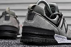 Мужские серые кроссовки New Balance 574 Sport Edition Gray (реплика), фото 2