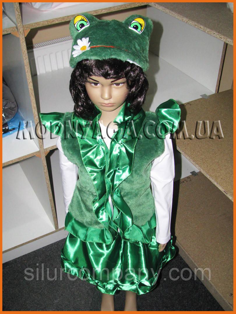 Детские карнавальные новогодние костюмы | Костюм лягушки - photo#22