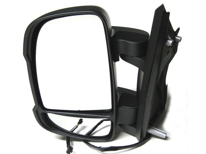 Зеркало в сборе электро L Ducato Jumper Boxer 06-