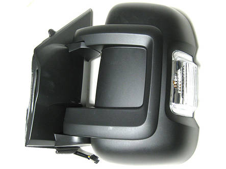 Зеркало в сборе электро L Ducato Jumper Boxer 06-, фото 2