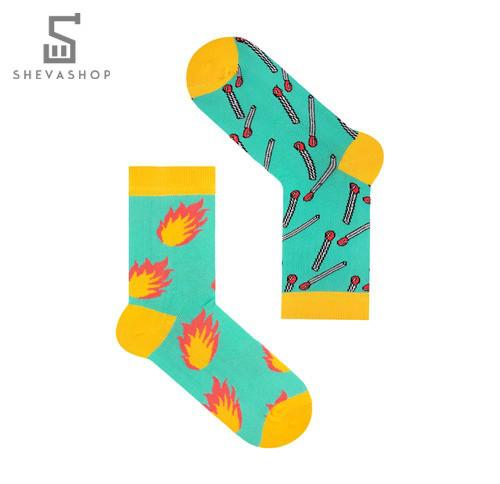 Длинные носки SOX Спички 36-40