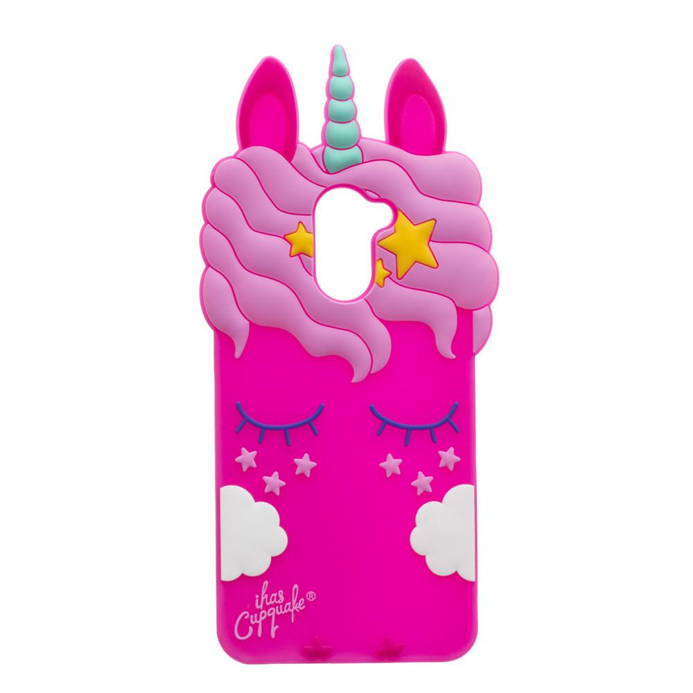 Силиконовый Little Pony чехол для Huawei Y7 2017, O252