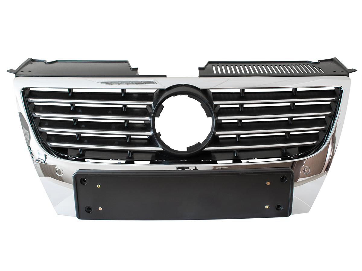 Решетка радиатора VW Passat B6 05-10 HIGHLINE