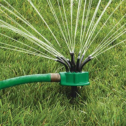 Спринклерный ороситель multifunctional Water Sprinklers распылитель для газона, фото 2