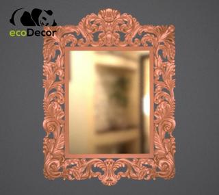 Зеркало настенное Florence в бронзовой раме