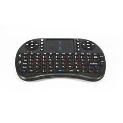 Клавиатура беспроводная с подсветкой MHZ MWK08/i8 LED touch