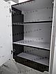 Пенал для ванной комнаты с корзиной для белья Симпл-Венге 60-11К (венге) ПИК, фото 6