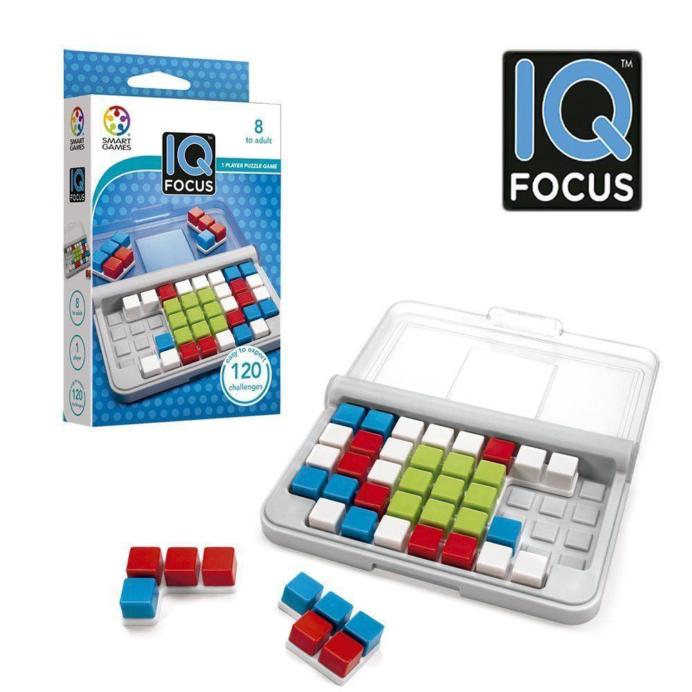 Игра головоломка IQ Фокус Smart Games Бельгия