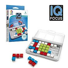 Настольная игра головоломка Smart Games IQ Фокус
