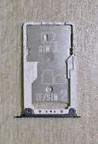 Лоток для Sim-карты для Xiaomi Redmi 4X, черный