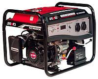Генератор бензиновый SENCI SC3500-Е (2.8-3.1кВт), эл.с., фото 1
