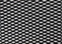 Сетка бампера  Elegant №1 1м х20 см черная  EL 511021/1