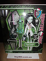 Кукла Monster High Doll Scarah Screams I Love Fashion Скара Скримс Я люблю моду