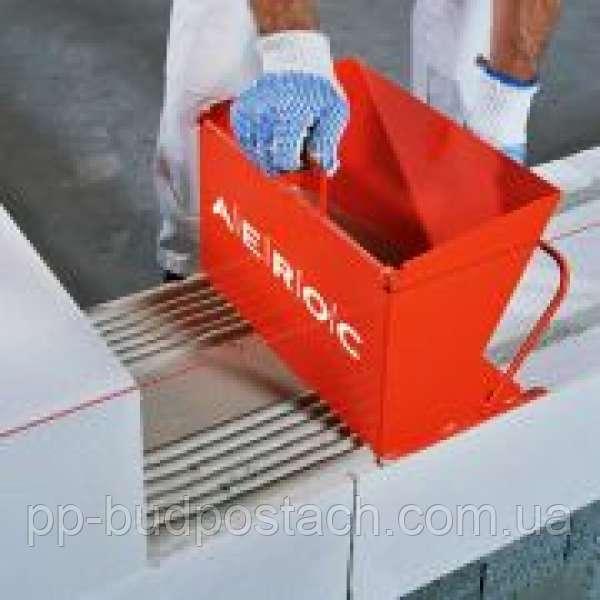 Инструмент для газобетона — от производителя и самодельный.