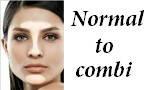Нормальная и комбинированная кожа