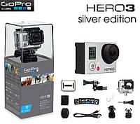 Экшн камера GoPro HERO3+ Silver Edition Гарантия 12 месяцев, фото 1