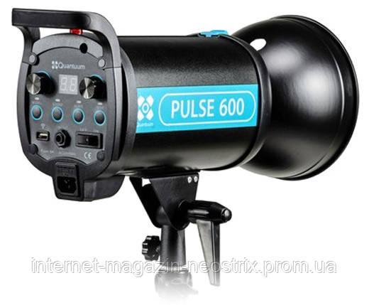 Студийная импульсная вспышка Quadralite Pulse 600