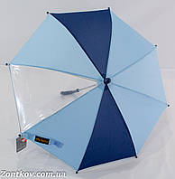 "Детский легкий зонтик для деток на 2 - 5 лет от ""Feeling Rain""., фото 1"