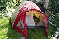 Палатка JY 1522  3,4- местная двухслойная