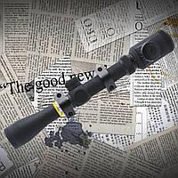 Прицел BSA Sweet 3-9*32Е MilDot с подсветкой крепление ласточкин хвост, ручной ввод поправок защитные колпачки