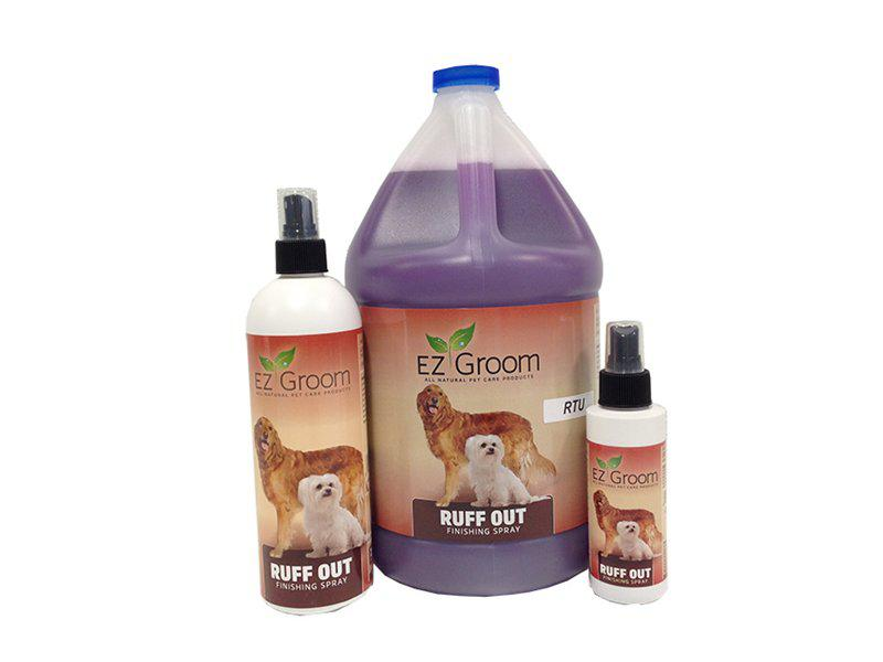 Кондиционер для собак и кошек EZ GROOM Ruff Out