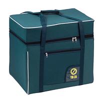 Сумка-холодильник ТМ-35 на 35 л медицинский термобокс пластиковый 6-ть хладоэлементов