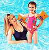 Пляжные Надувные Нарукавники Intex для Безопасного Плавания Ребенка от 6 до 12 лет, фото 5