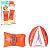 Пляжные Надувные Нарукавники Intex для Безопасного Плавания Ребенка от 6 до 12 лет, фото 6
