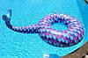 Пляжный Надувной Круг Хвост Русалки для Плавания и Отдыха Матрас в Виде Русалки, фото 5