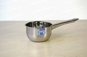 Ковш из нержавеющей стали с ручкой  1 л Kamille 4302