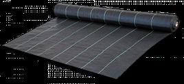 Агроткань от сорняков. черная UV, 90 гр/м² размер 3.2м*100м