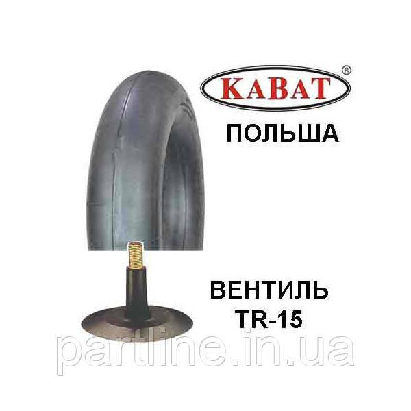Камера 400/60-15.5 (400/65-15.5) TR15 (Kabat), арт. 400/60-15.5 (400/60R15.5,350/70-15.5,350/70R15.5)