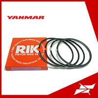 Кольца поршневые Yanmar 3TNE72