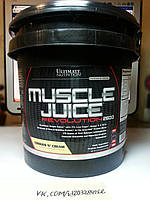 Ultimate Nutrition Muscle Juice 2600 Revolution 5.04кг, фото 1