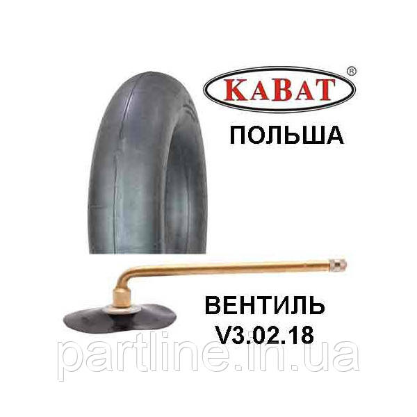 Камера 215/75-17.5 V3.02.18 (Kabat), арт. 215/75-17.5 (215/75R17.5, 235/75-17.5,235/75R17.5)