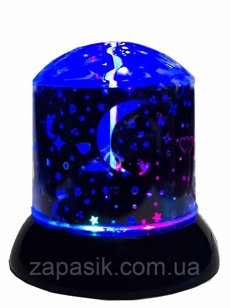 Проектор Звездного Неба Ночник Star Master Kristal Стар Мастер Кристалл Ночной Светильник