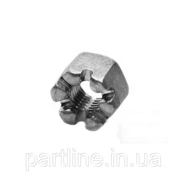 Гайка М24х1,5 коронч. пальца рулевой тяги (14M7181) КамАЗ, арт. 853514