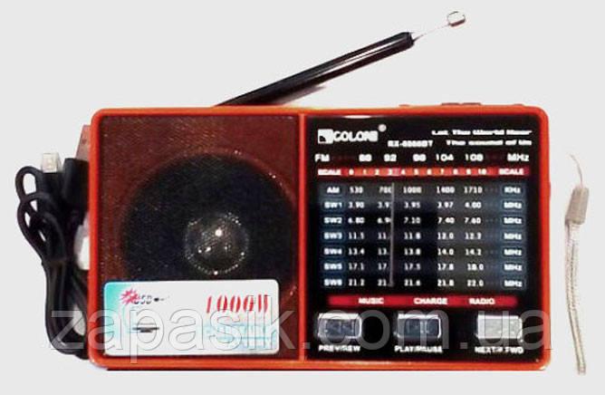 Радиоприемник Golon RX BT 8866 Радио am