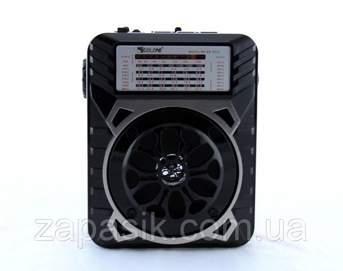 Радиоприемник Golon RX-9133 c Фонариком MP3 USB FM SD
