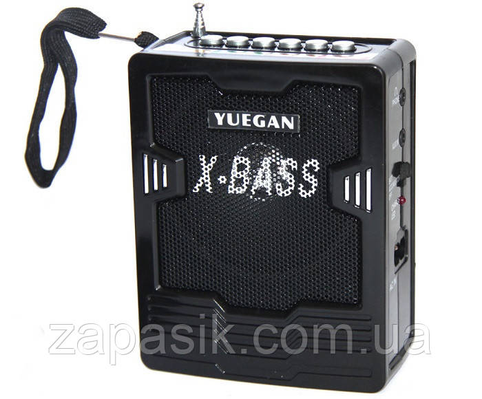 Радиоприемник Yuegan YG-404U MP3 USB FM SD am