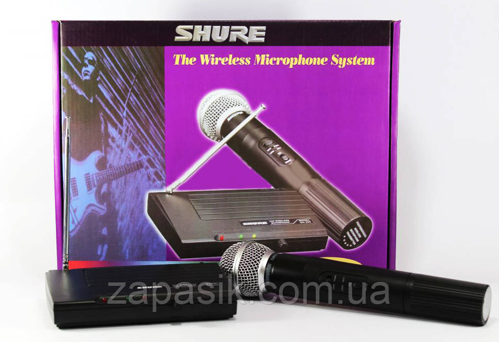 Радиосистема Shure DM SH 200 P Микрофон