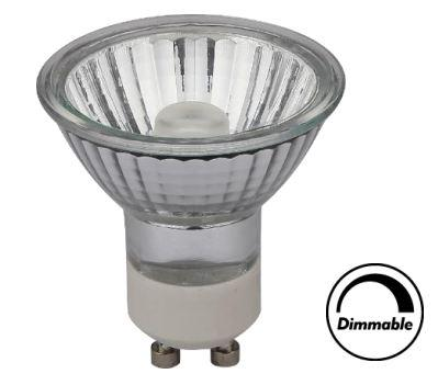 Диммируемая светодиодная лампа CIVILIGHT DGU10 WC75T6 CRI80 3000К dimmable 220VAC 6W  9893