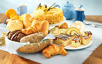 Хлебопекарские смеси