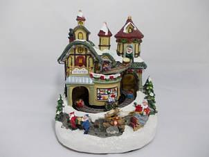 """Будиночок світлодіодний """"Фабрика іграшок""""., фото 2"""