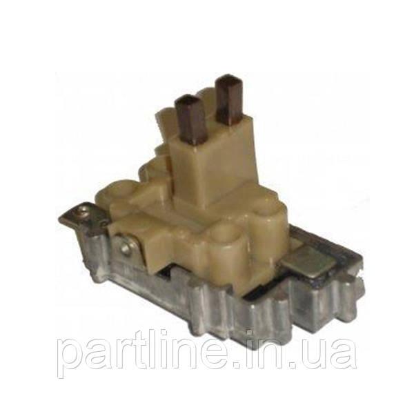 Щеткодержатель генератора 6582 (интеграл Я120М1-02) КАМАЗ-ЕВРО, арт. 6582-3701010-02