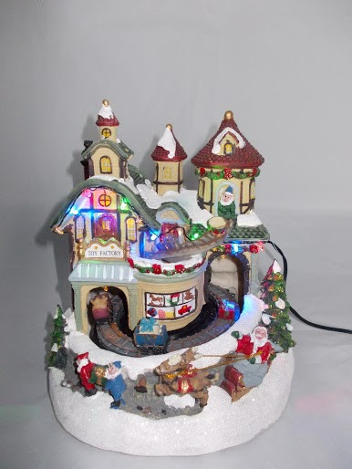 Новорічний будиночок
