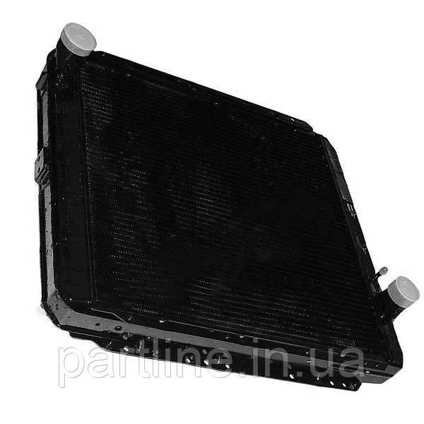 Радиатор водяной КамАЗ-54115 (4-х рядн.) (ШААЗ), арт. Р54115-1301010