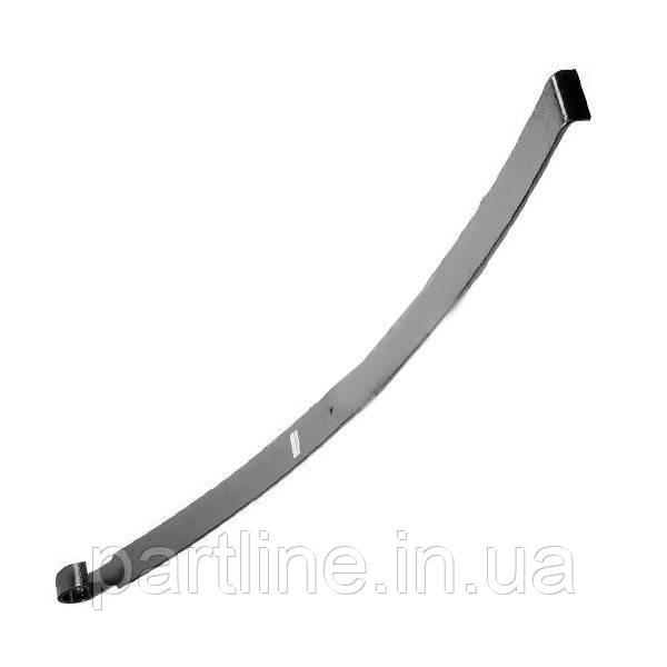 Лист 2-й передней рессоры (витое ухо) КамАЗ-65115 (произ-во ЧМЗ), арт. 65115-2902102-20