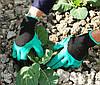 Садовые Перчатки с Когтями Garden Genie Gloves Гарден Джени Гловес, фото 6