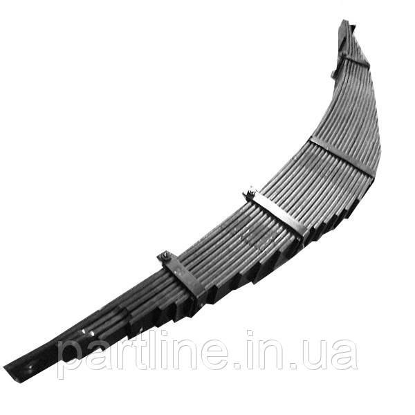 Рессора передняя (18-ти листовая) КамАЗ (пр-во ЧМЗ), арт. 4925-2902012-10